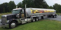 Commercial Fuel Truck