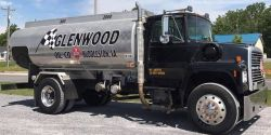 Glenwood Gas Truck